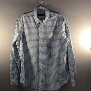 Polo by Ralph Lauren men's Button Up Shirt